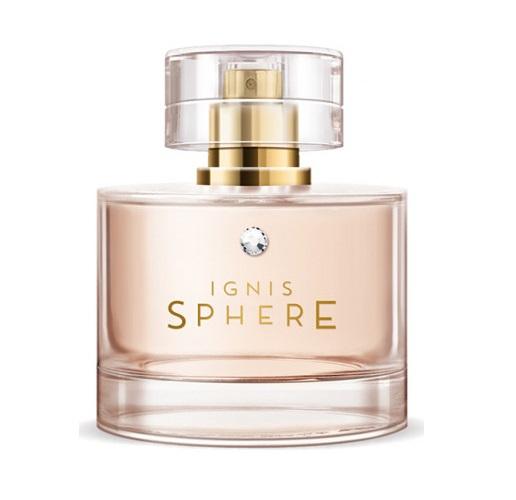 Духи с ароматом пудры - Ignis Sphere (Jacques Battini): пудра, роза, сандал
