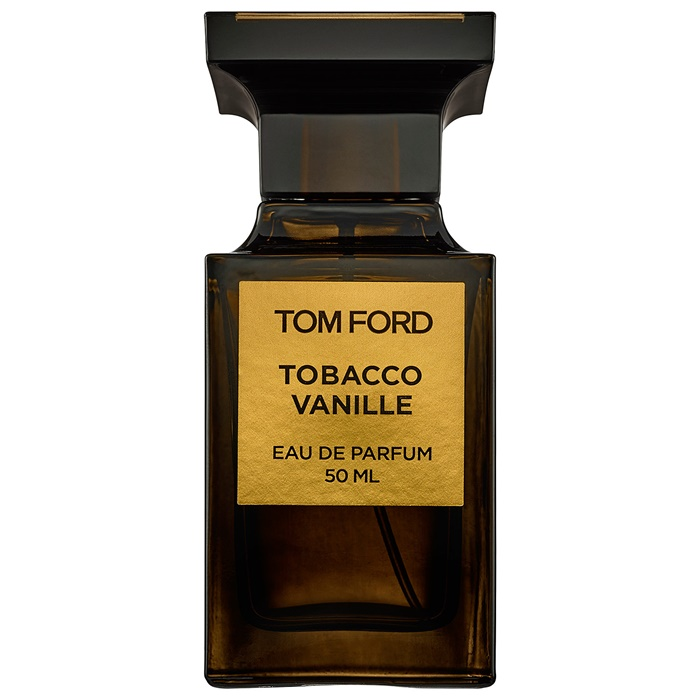 Духи с запахом табака: Tobacco Vanille (Tom Ford): табак, ваниль, сухофрукты