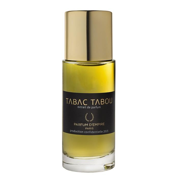 Духи с запахом табака - Tabac Tabou (Parfum d'Empire): табак, нарцисс, мёд