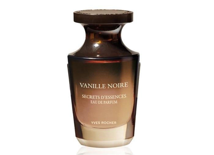 Духи с запахом ванили - Vanille Noire (Yves Rocher): ваниль и сандал