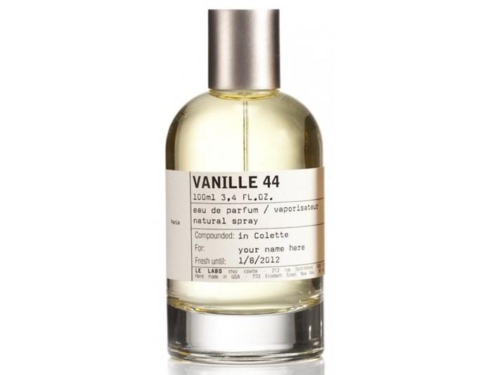 Духи с запахом ванили - Vanille 44 Paris (Le Labo): ваниль, гуаяк, ладан