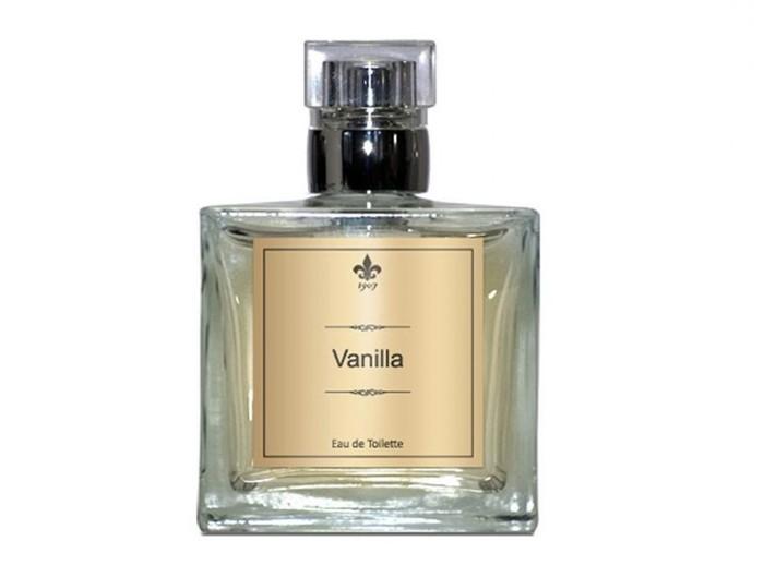 Духи с запахом ванили - Vanilla (1907): ваниль, сандал, мускус