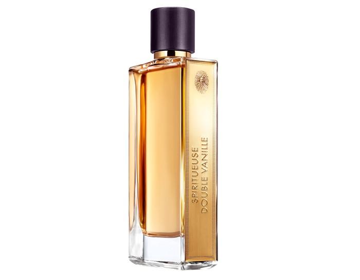 Духи с запахом ванили - Spiritueuse Double Vanille (Guerlain): ваниль, бензоин