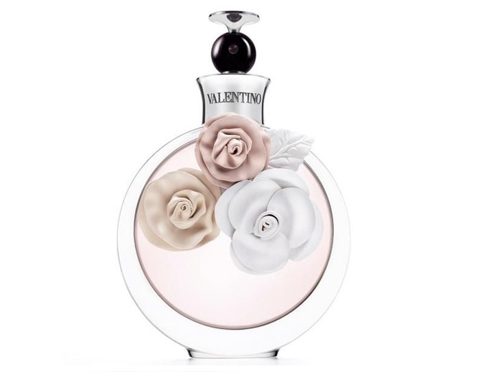 Духи с запахом ванили - Valentina (Valentino): ваниль, клубника, трюфель