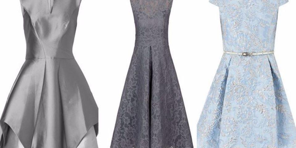Модные коктейльные платья 2018