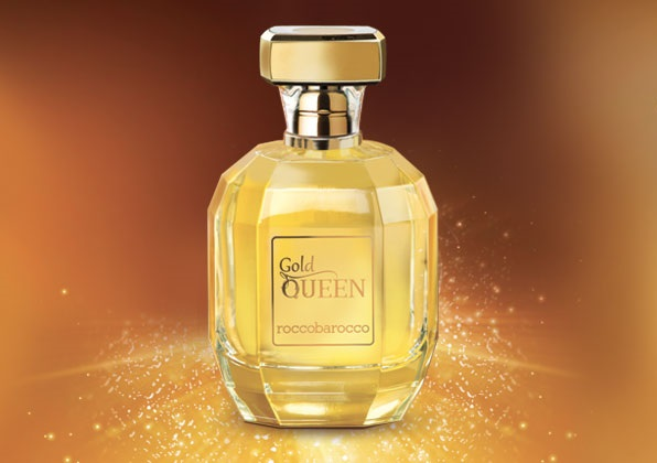 Новые женские ароматы 2018 - Gold Queen (Roccobarocco)