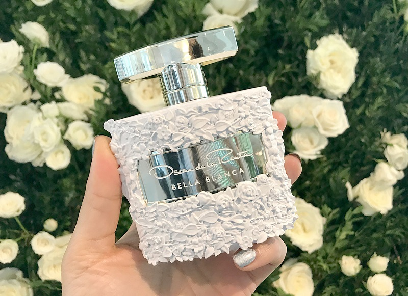 Новые женские ароматы 2018 - Bella Blanca (Oscar de la Renta)
