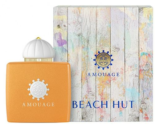Новые женские ароматы 2018 - Beach Hut Woman (Amouage)