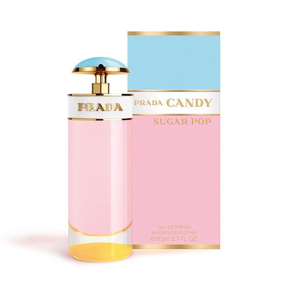 Prada Candy Sugar Pop – новый ванильно-карамельный аромат 2018