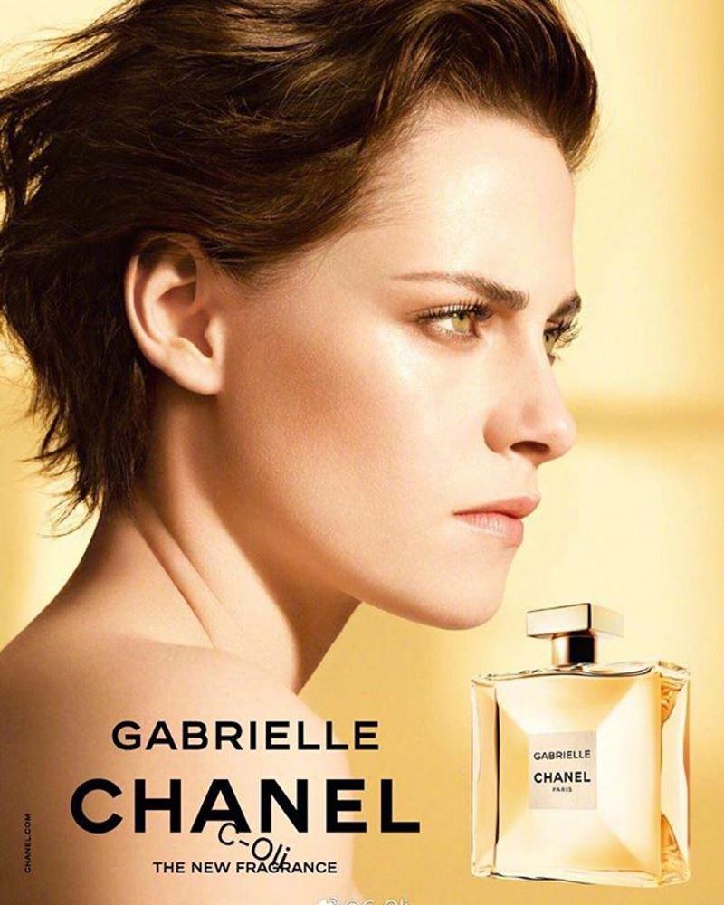 Реклама духов 2017: музыка и видео - Chanel Gabrielle с Кристен Стюарт