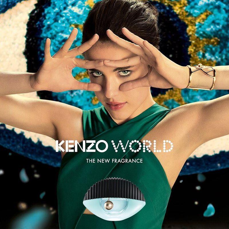 Реклама духов 2017: музыка и видео - Kenzo World с Маргарет Куэлли