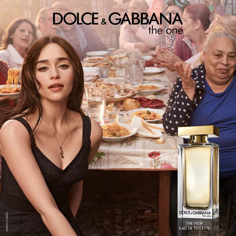 Реклама духов 2017: музыка и видео - Dolce & Gabbana The One с Эмилией Кларк