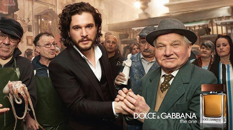 Реклама духов 2017: музыка и видео - Dolce & Gabbana The One с Китом Харингтоном