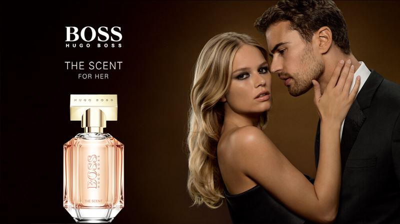 Реклама духов 2017: музыка и видео - Hugo Boss Boss The Scent с Анной Эверс и Тео Джеймсом