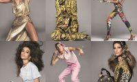 Рекламная кампания Versace весна-лето 2018