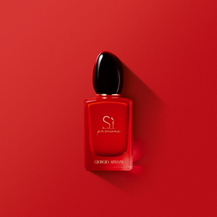 Si Passione – новый аромат Giorgio Armani