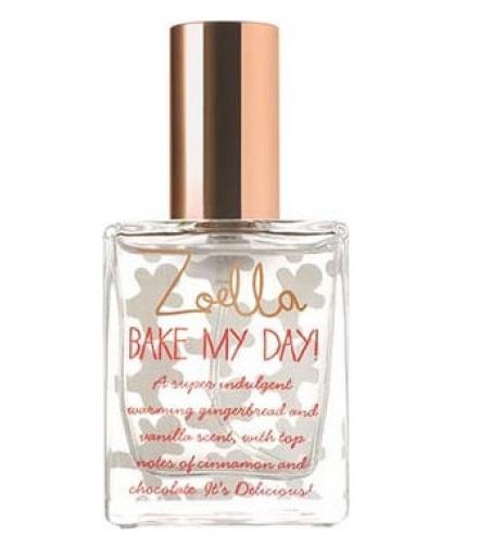 Сладкие тёплые восточные ароматы: Bake by Day (Zoella Beauty): имбирный пряник, корица, шоколад