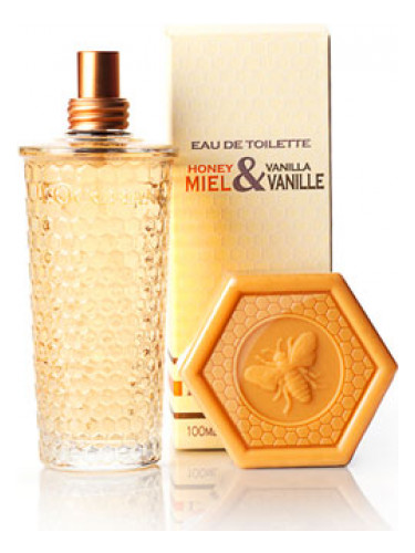 Сладкие тёплые восточные ароматы: Miel & Vanille (L'Occitane en Provence): мёд, ваниль, карамель