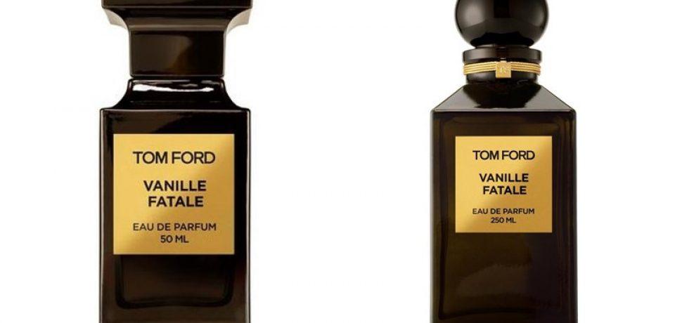 Vanille Fatale – новый аромат Tom Ford 2017