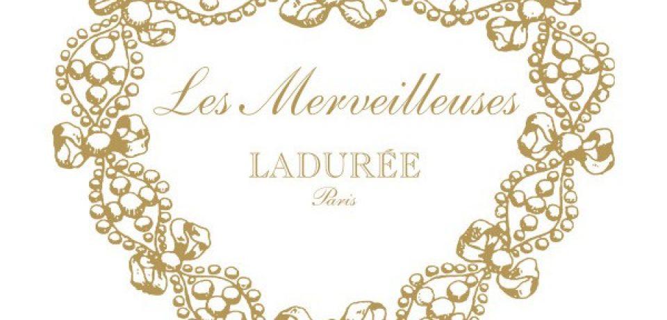 Les Merveilleuses – первый аромат Ladurée 2018