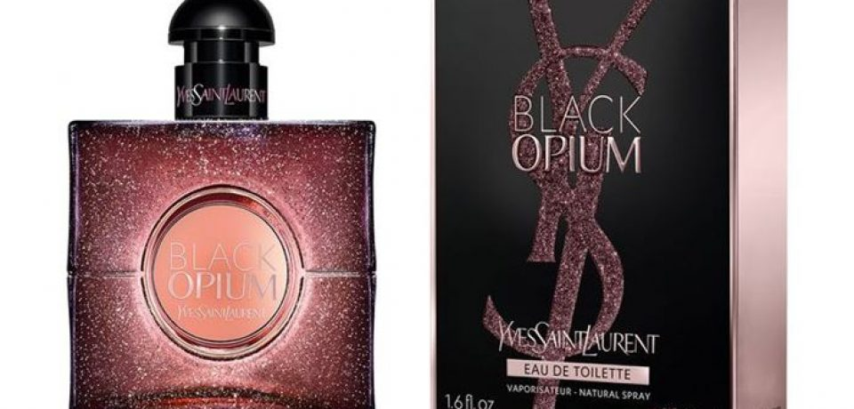 Black Opium The New Glowing Eau de Toilette – новый аромат Yves Saint Laurent 2018