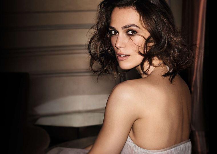 Coco Mademoiselle Intense – новый аромат Chanel 2018 - Кира Найтли
