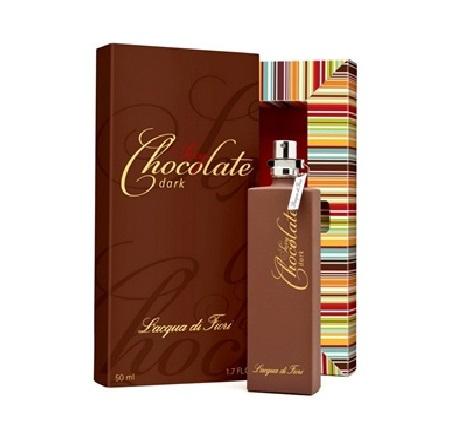 Духи с ароматом шоколада - Dark Chocolate (L'acqua Di Fiori): шоколад и мята