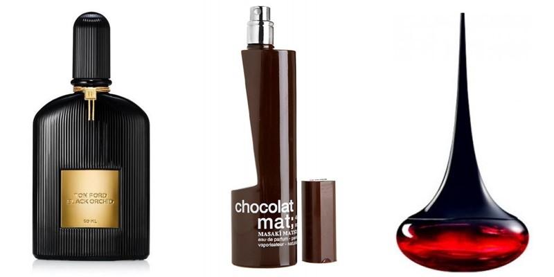 Духи с запахом шоколада - 15 женских ароматов