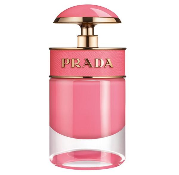 Духи с ароматом вишни - Prada Candy Gloss (Prada): вишня и миндаль