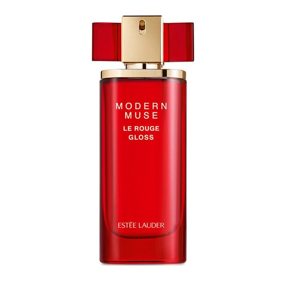 Духи с ароматом вишни - Modern Muse Le Rouge Gloss (Estée Lauder): вишня и винил