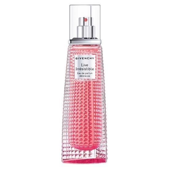 Духи с ароматом вишни - Live Irrésistible Délicieuse (Givenchy): вишня, миндаль, французская выпечка