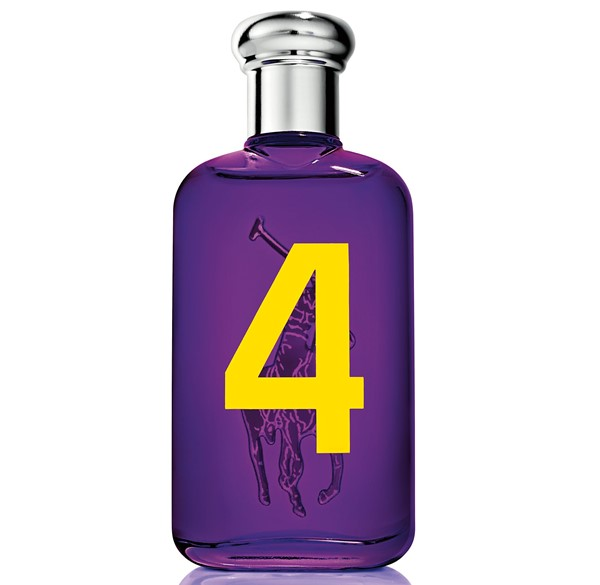 Духи с ароматом вишни - Ralph Lauren Big Pony 4 for Women (Ralph Lauren): вишня и амбра