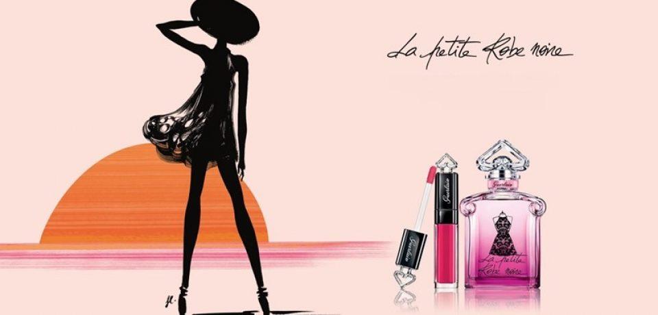 La Petite Robe Noire Légère – новый аромат Guerlain 2018