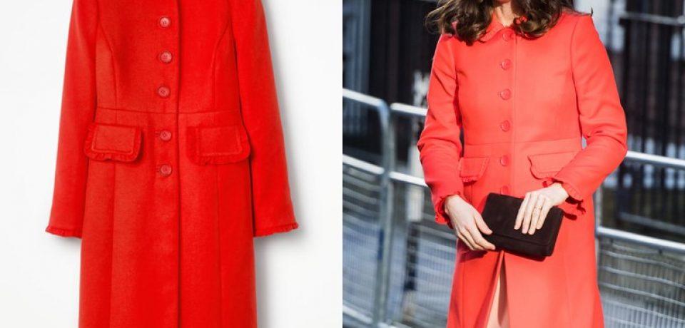 Красные пальто 2018