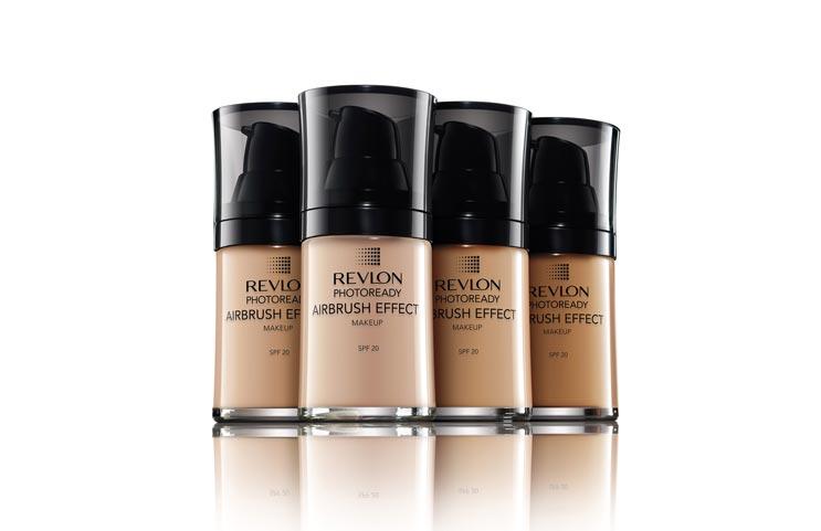 Лучшие плотные тональные кремы - Revlon Photoready Airbrush Effect Foundation