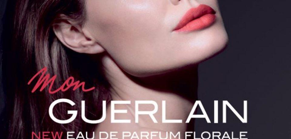 Mon Guerlain Florale – новый цветочный аромат 2018