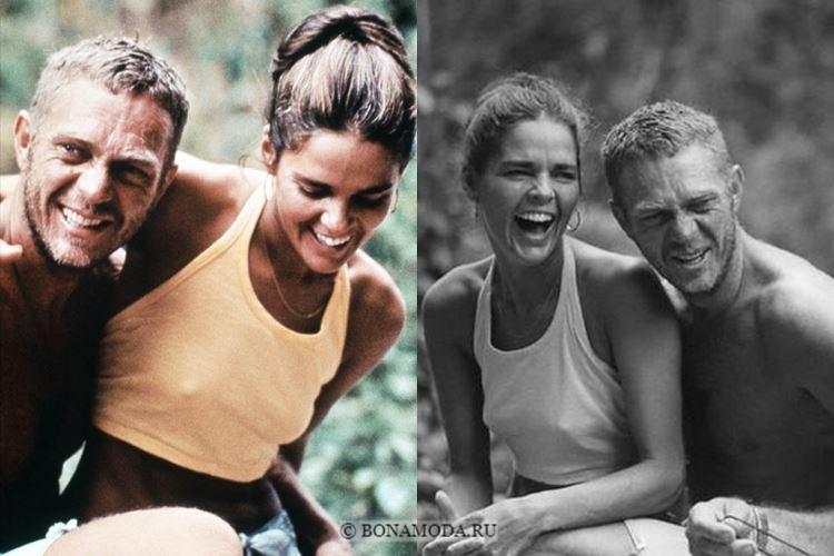 Женщина-Овен и мужчина-Овен: совместимость - Эли МакГроу и Стив МакКуин