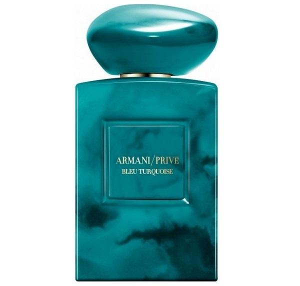 Новые мужские ароматы 2018 - Armani Privé Bleu Turquoise (Giorgio Armani)