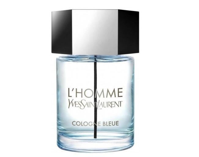 Новые мужские ароматы 2018 - L'Homme Cologne Bleu (Yves Saint Laurent)