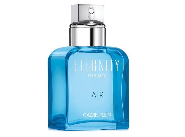 Новые мужские ароматы 2018 - Eternity Air (Calvin Klein)