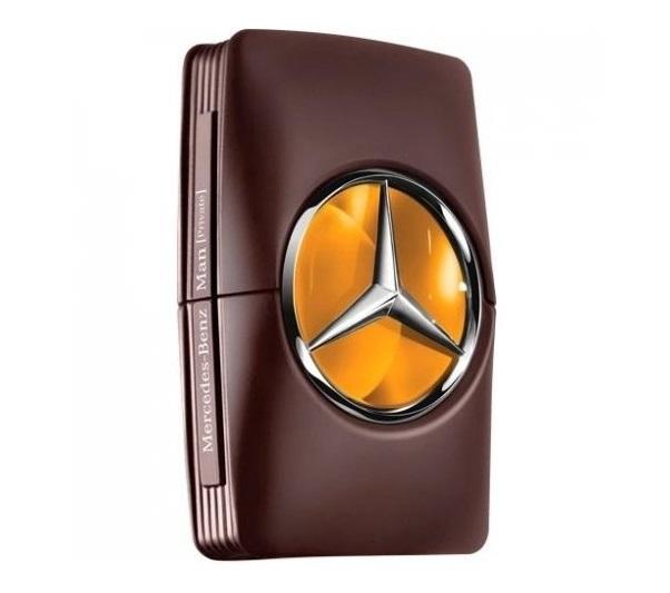 Новые мужские ароматы 2018 - Mercedez Benz Man Private (Mercedez Benz)