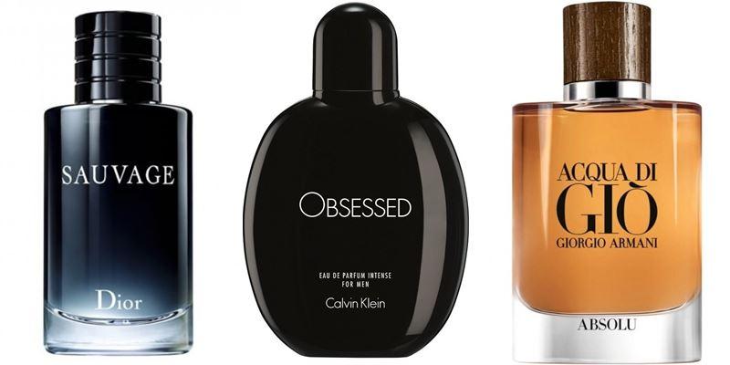 Новые мужские ароматы 2018 - новинки парфюмерии