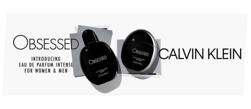 Женский и мужской аромат Obsessed Intense от Calvin Klein 2018 года