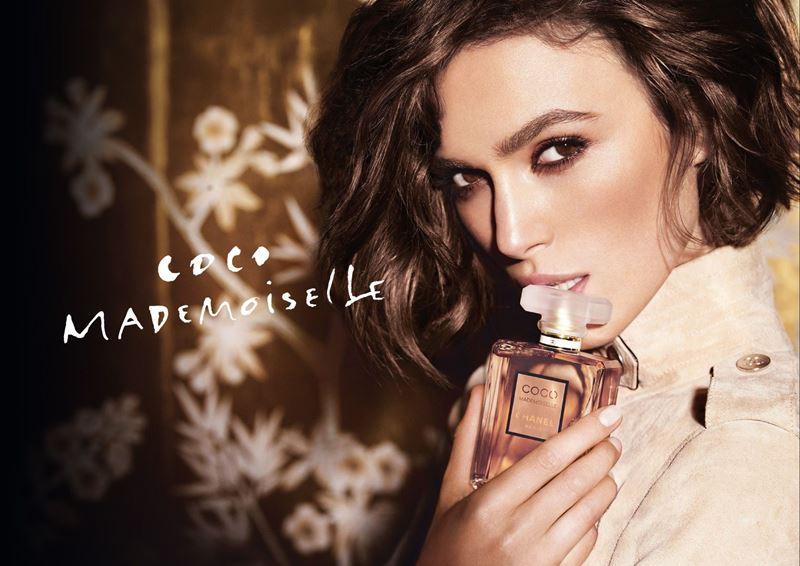 Реклама Chanel Coco Mademoiselle с Кирой Найтли в 2011 году