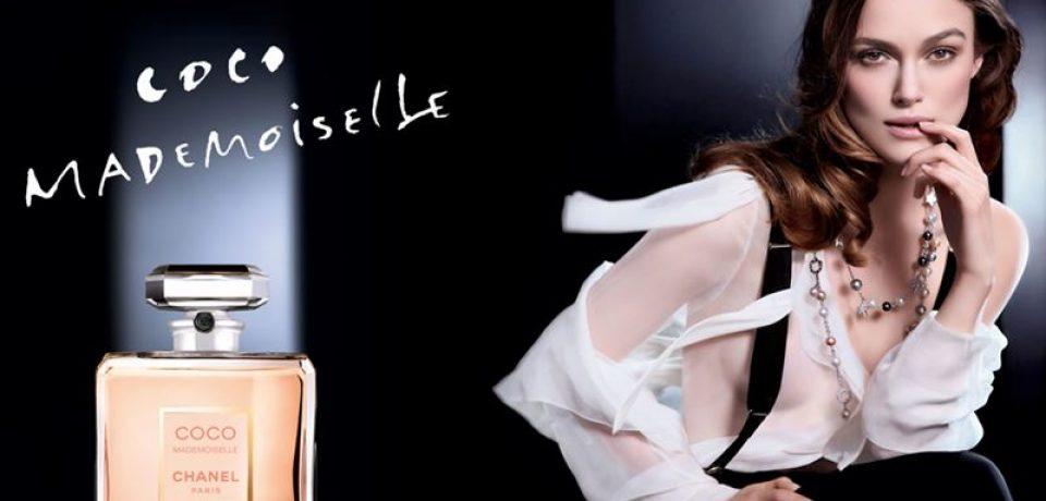 Реклама Chanel Coco Mademoiselle с Кирой Найтли