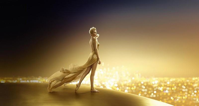 Реклама J'Adore Dior с Шарлиз Терон - 2014 год