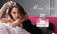 Реклама духов Miss Dior с Натали Портман