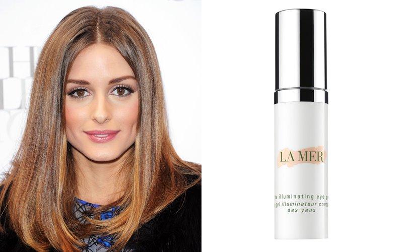Знаменитости и косметика La Mer - Оливия Палермо и гель для кожи вокруг глаз La Mer Illuminating Eye Gel