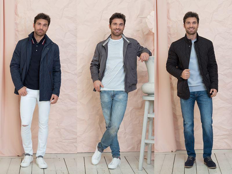 Мужская коллекция BAON весна-лето 2018 - джинсы и куртки