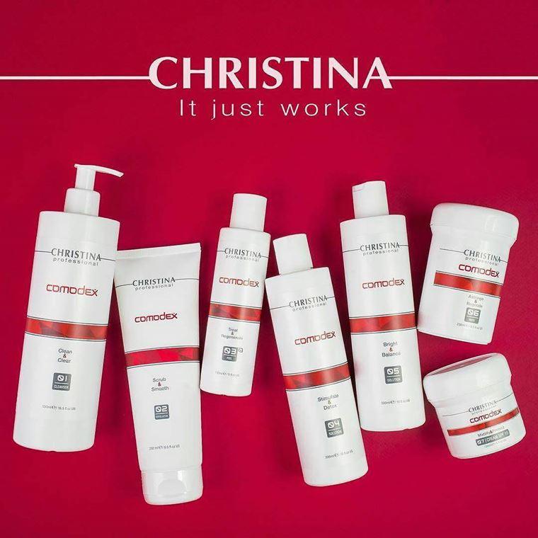 Израильская косметика: лучшие бренды - Christina
